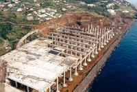 Aeroporto Internacional da Madeira Cristiano Ronaldo, Funchal  (Second Extension), under construction image 2