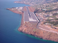 Aeroporto Internacional da Madeira Cristiano Ronaldo, Funchal  (Second Extension), finished construction image 1