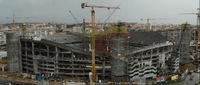 Estádio Alvalade XXI, Lisboa, under construction image 2