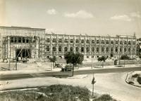 Edifício Arantes e Oliveira do Laboratório Nacional de Engenharia Civil, Lisboa, under construction image 5