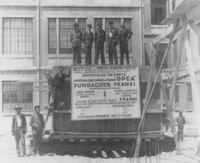 OPCA, Obras Públicas e Cimento Armado S.A. advertisement