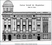 Caixa Geral de Depósitos, Porto, project