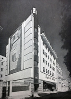 Sede do Diário de Notícias, Lisboa, finished construction