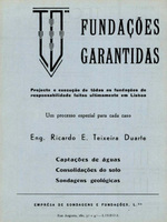 Teixeira Duarte S.A. advertisement in Revista Técnica