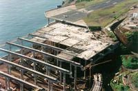 Aeroporto Internacional da Madeira Cristiano Ronaldo, Funchal  (Second Extension), under construction image 4