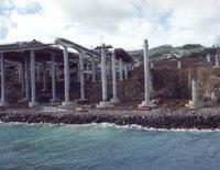 Aeroporto Internacional da Madeira Cristiano Ronaldo, Funchal  (Second Extension), under construction image 1