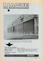 Mague advertisement in Revista Técnica III