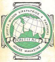Scott & Wilson, Kirkpatrick & Partners Advertisement in Scott & Wilson, Kirkpatrick Pontifact