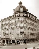 Hotel dos Aliados, Porto, finished construction