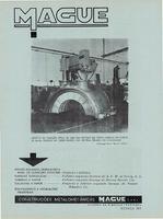 Mague advertisement in Revista Técnica I